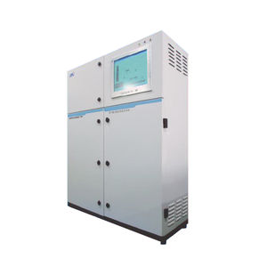 Metallanalysator / Strahlung / integrierbar / Röntgenfluoreszenz