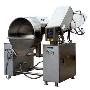 Industrie-Kochkessel / für die Lebensmittelindustrie