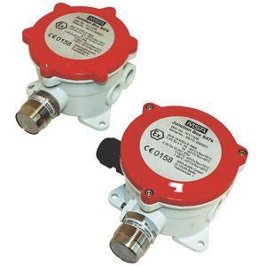 Detektor für brennbare Gase / Dampf / Gas / katalytischer