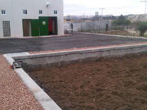 Biofilter für Biomasse