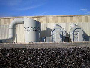 Biofilter zur Abwasserbehandlung