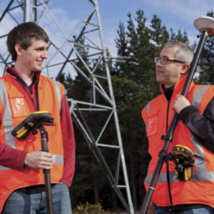 GNSS-Vermessungssystem