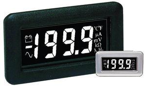 LCD-Voltmeter