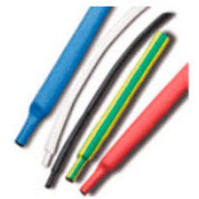 Schrumpfschlauch / Rohr / für Kabel