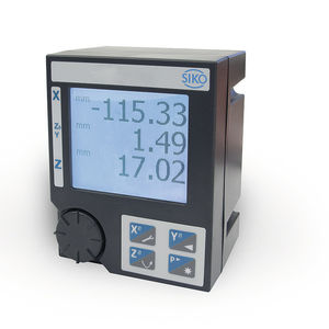 LCD-Displays / kompakt / 160 x 128 / elektronisch