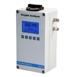 Sauerstoff-Gastransmitter / Brennstoff / elektrochemisch / elektronisch
