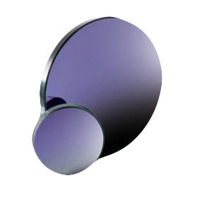 Siliziumlinse / MWIR / Optik / für Laser-Scanning