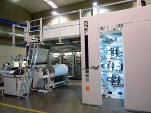 6-Farben-Flexodruckmaschine