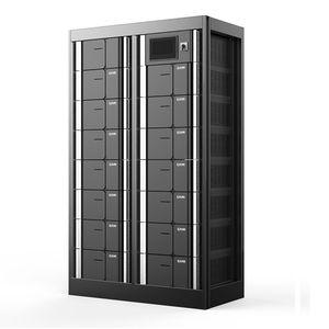 Lithium-Ionen-Batteriesystem / modular / quadratisch / 48 V