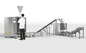 vertikale Absackmaschine