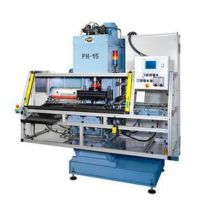 hydraulische Presse / pneumatisch / manuell verstellbar / elektrisch