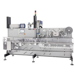 Absackmaschine / 3-seitig verschweißt / horizontal / Flow-pack / für die Lebensmittelindustrie