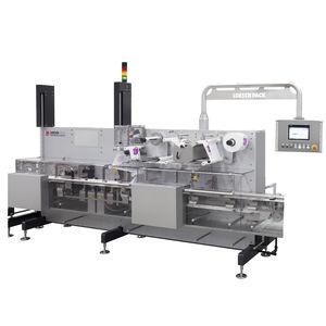 horizontale Verpackungsmaschine / automatisch / für die Backwarenindustrie / Hochgeschwindigkeit