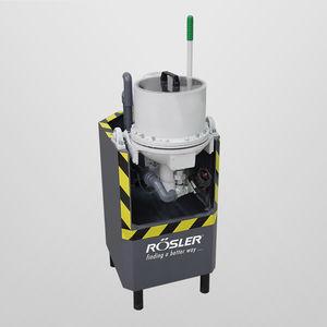 Fräse-Endbearbeitungsmaschine / Fliehkraftanlagen / für Industrieanwendungen