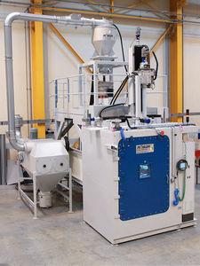 lineare Endbearbeitungsmaschine