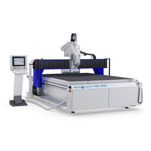 CNC-Fräsmaschine / 3-Achs / vertikal / mit festem Tisch / Portal