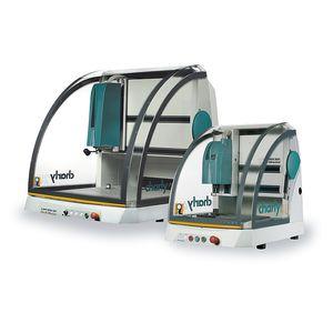 CNC-Fräsmaschine / 3 Achsen / universell / mit mobilem Tisch / für Aluminium