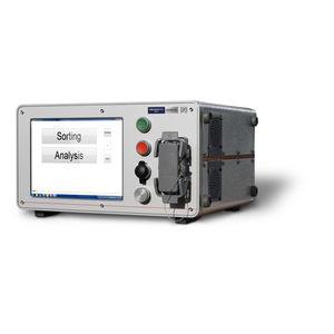 Metallanalysator / Temperatur / tragbar / OES