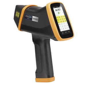 Metallanalysator / Handgerät / hochleistungsfähig / Laser