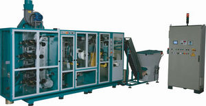 4-Farben-Flexodruckmaschine