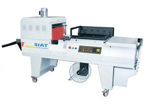 halbautomatische Verpackungsmaschine / Schrumpffolien / Hauben / Platten