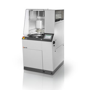 Schleif- und Poliermaschine / metallografische Proben