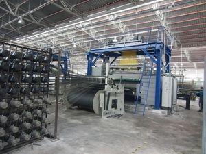 Teppichwebmaschine
