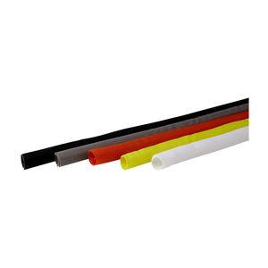 Sicherheitshülle / Geflecht / für Kabel / Polyester