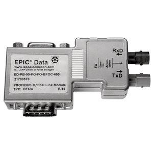 Datensteckverbinder / optisch / DIN / D-sub