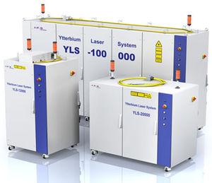 CW-Laserquelle / Faser / Infrarot / UV