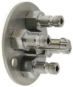 Mehrfach-Kupplung-Anschluss / schnelltrennbar