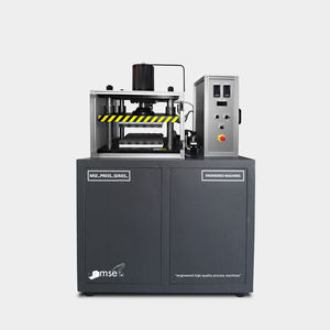 Heißpresse / hydraulisch / manuell verstellbar / Form