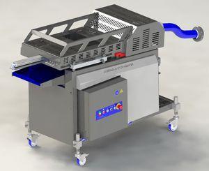Fleisch-Spießmaschine