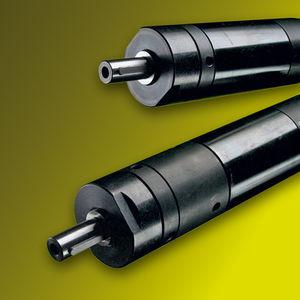 Drehschieber-Druckluftmotor