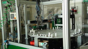 automatische Montagemaschine