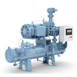Schrauben-Kälteverdichter / R134a / R507 / CO2 - R744