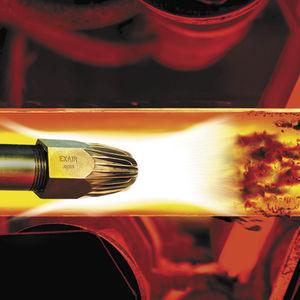 Kühlungsdüse / zur Trocknung / Druckluft / Edelstahl