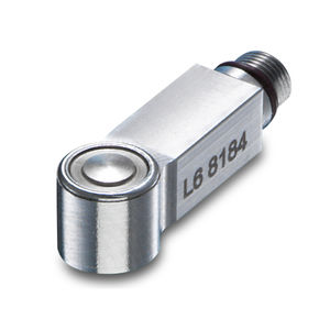 piezoelektrischer Kraftsensor / Zug- und Druckkraft / kompakt / Quarz