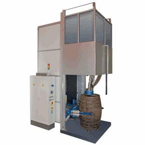 Schleif- und Poliermaschine / Holz
