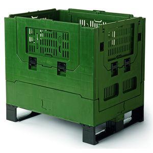 Kunststoff-Boxpalette