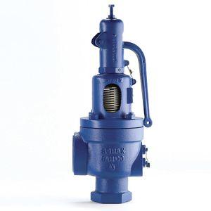 Heißwasser-Sicherheitsventil