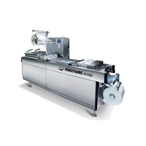 Rollen-Thermoformmaschine / für Verpackung / automatisiert / kompakt