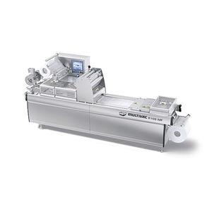 Rollen-Thermoformmaschine / für Verpackung / für MAP-Verpackung / automatisiert