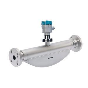 Coriolis-Durchflussmesser / für Flüssigkeiten / digital / kompakt