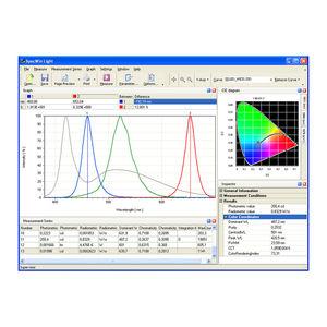 Software zur Spektralanalyse / Qualitätssicherung / für Spektrometer / Labor