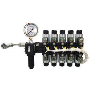 Magnetventilblock für Öl