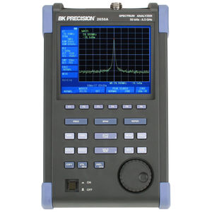 Kommunikationsnetz-Analysator / Spektrum / tragbar / kompakt