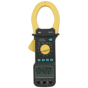 Stromzangen-Multimeter / true-RMS / digital / tragbar / 1000 V