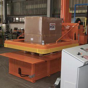 halbautomatische Haubenmaschine