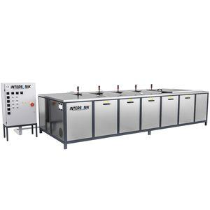 Ultraschallwaschanlage / Mehrkammer / Tauch / Vakuum